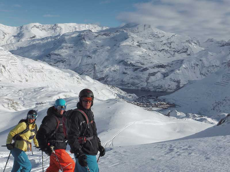 Tignes Slopes